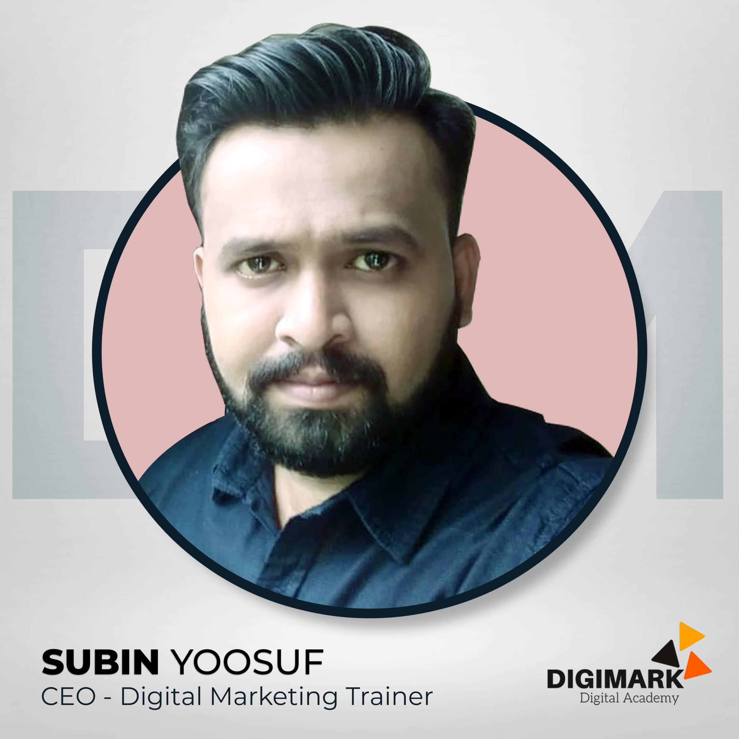 Subin-Yoosuf-digimark-academy